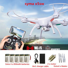 SYMA X5SW RC Drones With Camera