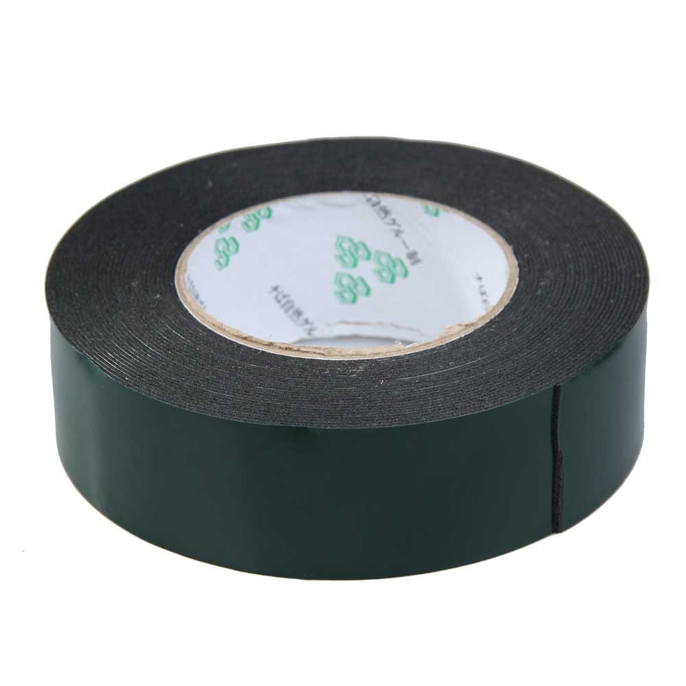 IMC Hot Multifunction Black Sponge Foam Double Sided Adhesive Tape (40mm*10m) 2pcs 2 5x 1cm single sided self adhesive shockproof sponge foam tape 2m length