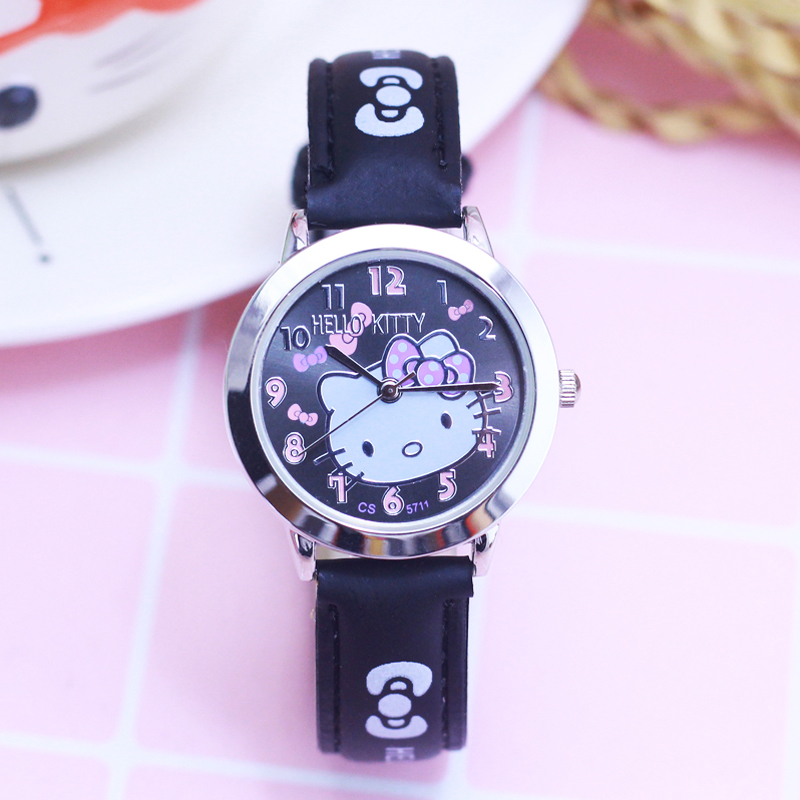 Watches Gentle 3d Anime Kids Watches Silicone Fashion Life Waterproof Children Quartz Watch Girls Boys Child Watch Baby Clock Relogio Feminino