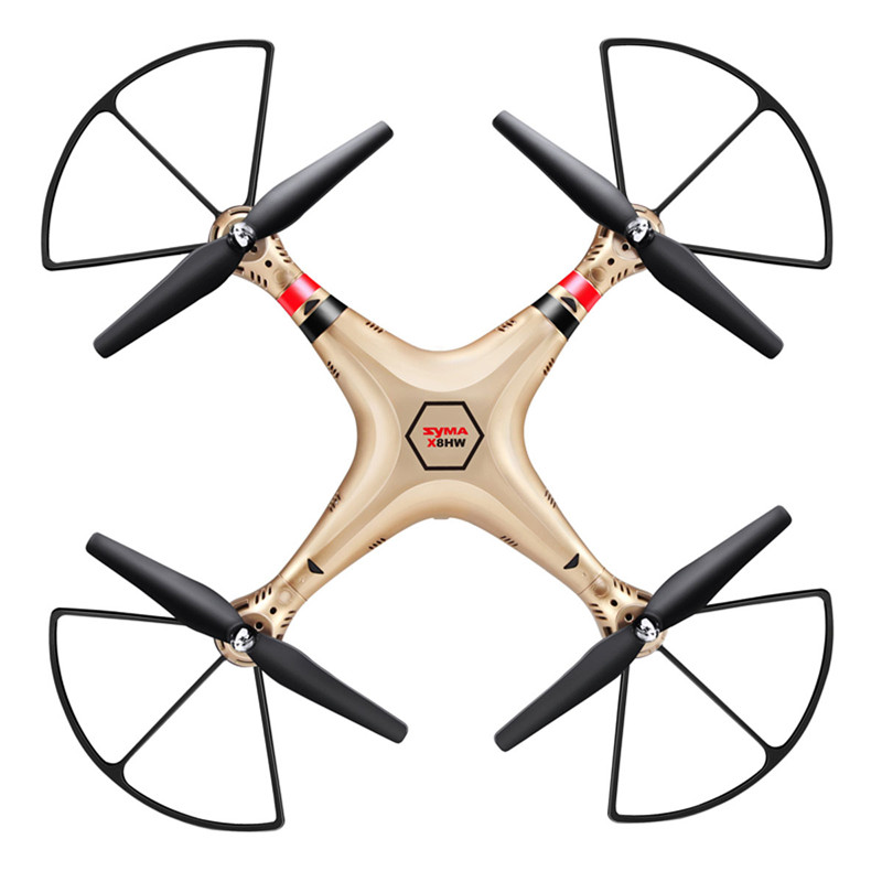 SYMA Professional UAV X8HW 2 4G 4CH RC Helicopter font b Drones b font 1080P 8MP