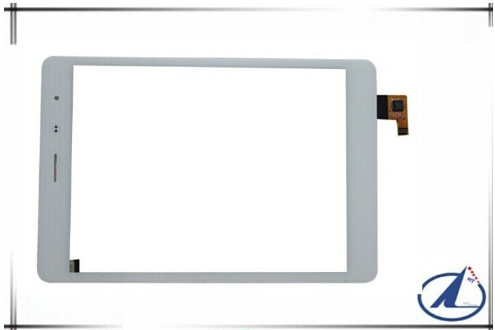 Original 7.85 Tablet PC Explay sQuad 7.82 3G Campacitive Touch Screen Panel Digitizer Glass Sensor with Frame