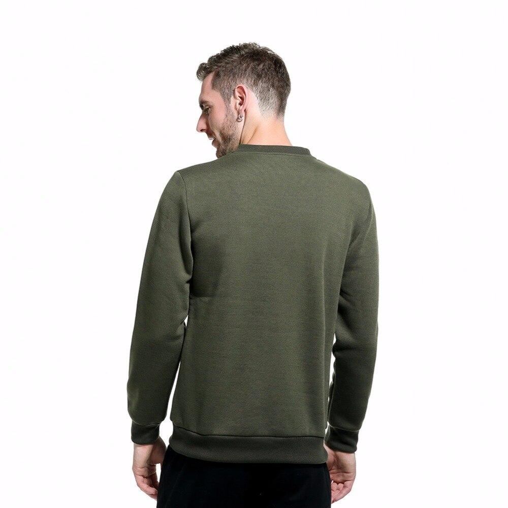 Camo Sweatshirt Hoodies Männer ASALI 2019 Neue Männliche Hip Hop - Herrenbekleidung - Foto 4