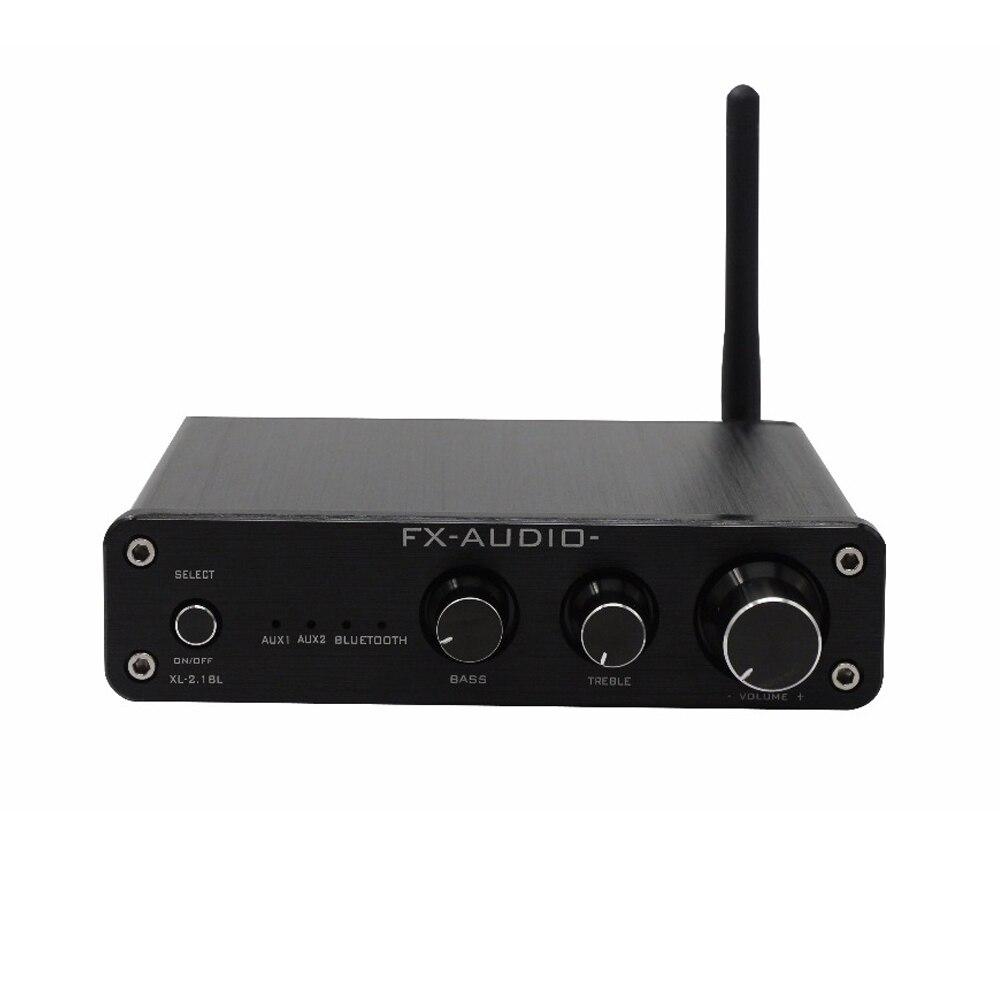 Amplifiers NFJ&FXAUDIO XL 2.1BL Subwoofer Amplifier 2.1 Bluetooth ...