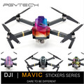 PGY 3 М водонепроницаемый наклейки кожи для DJI Mavic pro Drone Quadcopter Аксессуары