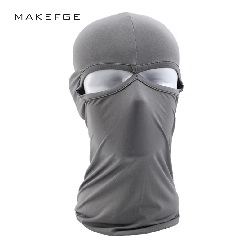 new mask balaclava Cs go Mask hat Windproof Bike skiing sand Balaclava motorcycle mask Men's hat Women's hat outdoor Baotou hat