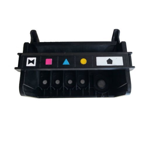 5-Slot Printhead Replacement for CB326-30002 CN642A for HP564XL HP 564 Ink Cartridges Office Printhead Printer Parts(Black) 1x printhead for hp 564 officejet 5648 c5388 c6380 309a printer 4solt cb326 30002