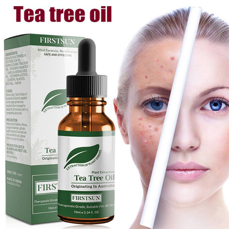 JETTING Natural Tea Tree Oil Moisturizer Face Body Skin Care Hair Care Fragrance Aromatherapy Pure Massage Essential Oil