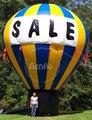 AG022 надувной шар земли/надувной шар реклама/надувной большие воздушные шары