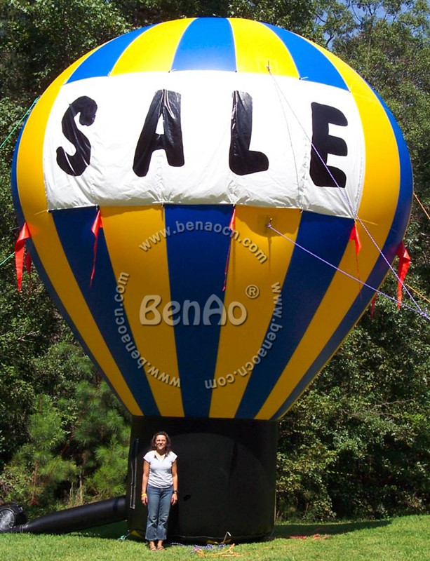 AG022 inflatable ground balloon /inflatable advertising balloon /inflatable big balloons