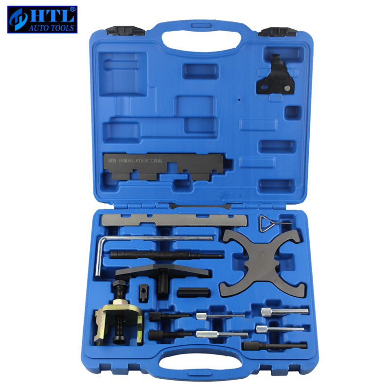 Engine Tool For Ford 1.4 1.6 1.8 2.0 Di/TDCi/TDDi Engine Timing Tool Master Kit, also for Mazda engine setting locking combination kit master engine timing tool set fits for ford 1 4 1 6 ti vct tdci 1 8 2 0 16v 2 2 tdci