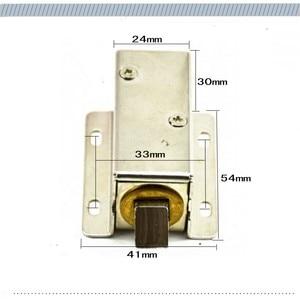 Image 3 - Electromechanical Lock Micro door operator Small electric locks drawer cabinet electronic locks Automatic Access Control
