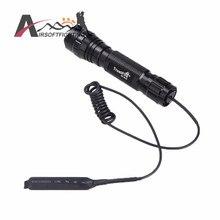 Trustfire дистанционный пресс факел давления подходит контроллер переключатель тактический фонарик светодиодный