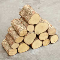 15cm boxwood logs material Chinese boxwood Knife handle material plate Wood carving material -1 piece wood