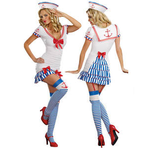 d6030b021 WSHDI Womens Costume Adult Cosplay Uniforms Sexy Halloween