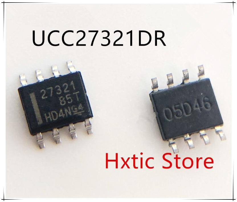 NEW 10PCS UCC27321DR UCC27321 27321 SOP 8 IC