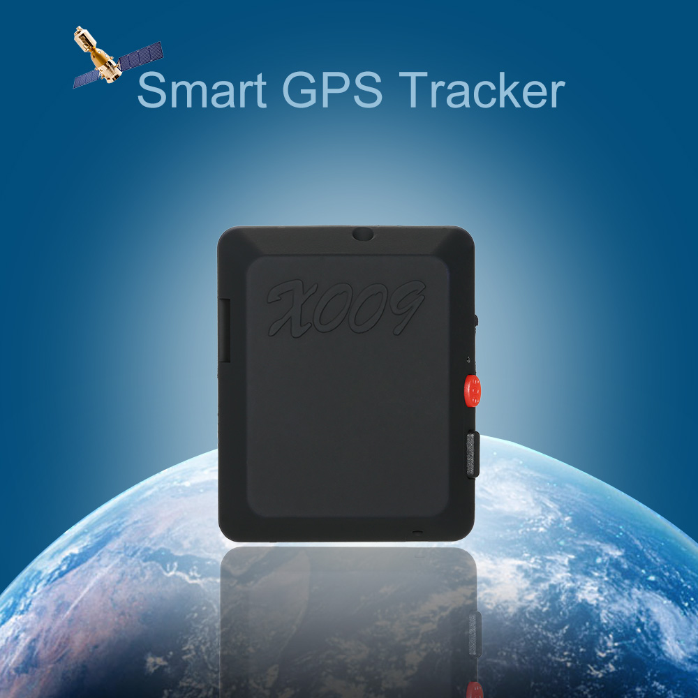 X009 Mini SIM GSM Car Vehicle GPS Tracker SOS Communicator Anti-Lost Tracking Alarm for Cars kids pets hot sale mini gps gprs gsm car vehicle tracker for old man children pet outdoor sos communicator anti lost tracking personal lo