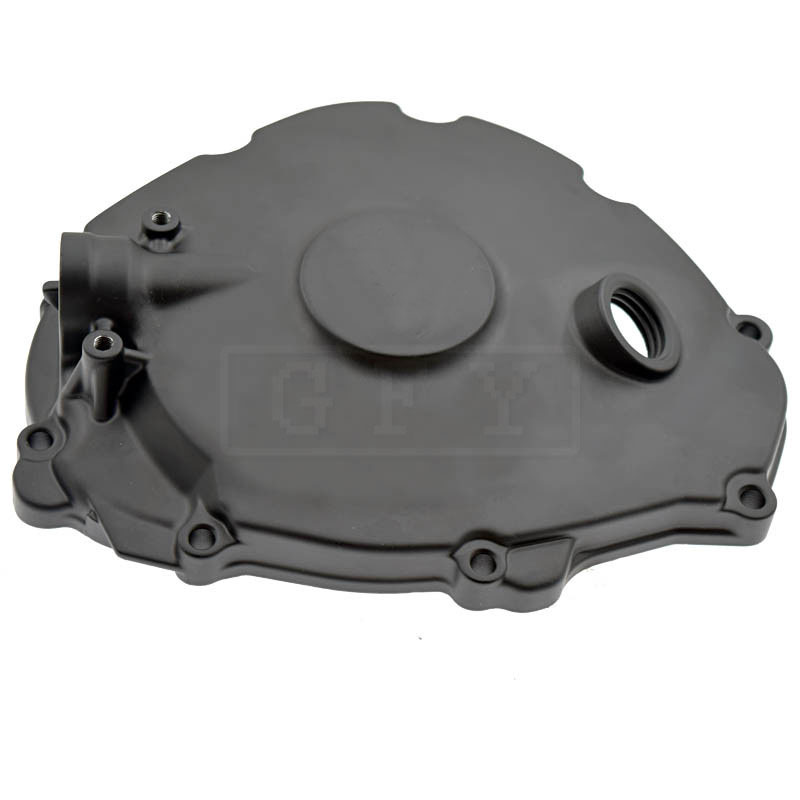 Fit for Yamaha YZFR1 2009 2010 2011 2012 2013 2014 YZF R1 Motorcycle Crankcase Engine Stator cover Right for yamaha yzfr6 yzf r6 2006 2007 2008 2009 2010 2011 2012 2013 2014 motorcycle engine stator cover chrome left side
