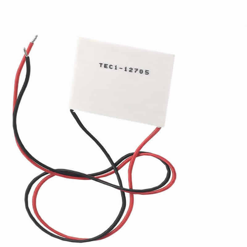 MCIGICM TEC1-12705 Thermoelectric Cooler Peltier 12705 12V 5A Cells, TEC12705 Peltier Elemente Module