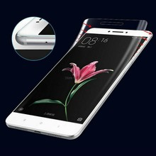 Ultra Clear HD Full Coverage Anti-Bubble Silicone Layer TPU Film Screen Protector Cover for Xiaomi Mi Max 2 MiMax2(China)