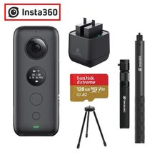 Insta360 ONE X Sports Action Camera 5.7K Video VR 360 For iPhone and Android youtube camera action camera live video(China)