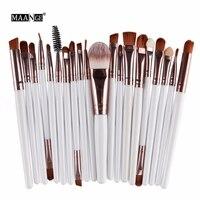 Yeni Kalite 15 adet/6 adet Makyaj Fırçalar Sentetik Makyaj Fırça Seti Araçları Kiti Profesyonel Kozmetik