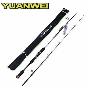 YUANWEI Spinning Fishing Rod 2 Sec 1.8m 2.1m 2.4m Power:ML/M/MH IM8 Carbon Lure Rods Vara De Pesca Carp Olta Fishing Stick Peche - DISCOUNT ITEM  42% OFF Sports & Entertainment