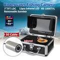 "Free shipping!EYOYO 50m 7"" LCD Underwater Video DVR Camera IR Fish Finder Fishing Tools IP68"