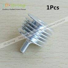 1 шт. DIY MK8 короткие диапазон экструдер радиатор цельнометаллический 3D принтер короткое расстояние мини теплоотвод 1.75 мм Закрыть трубы кормления
