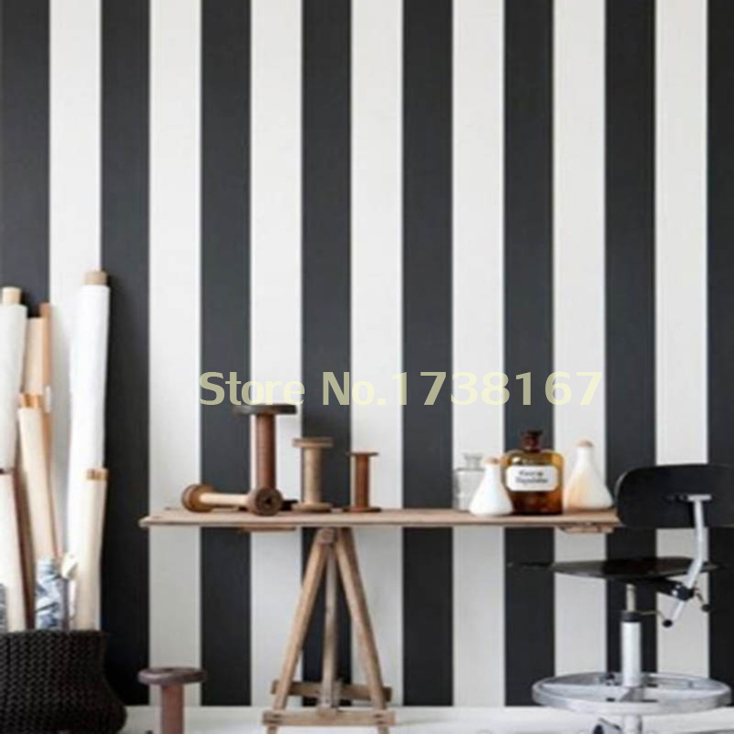 10x16ft Thin Vinyl Photography Backdrops Photo Studio Black And White Striped Background cm5686 black and white grids floor photography background hollow vinyl photo backdrops for photo studio funds props cm 4785