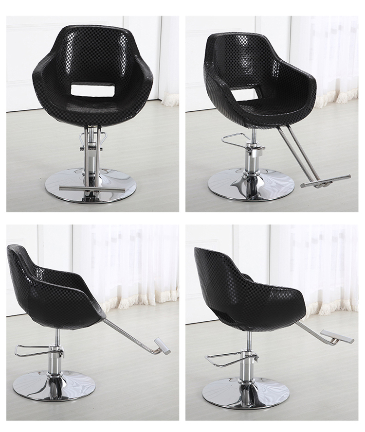 Купить с кэшбэком Hair salons hairdresser fashion barber chair. High-grade haircut salon stool