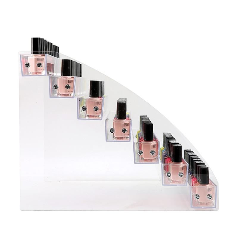 Mordoa Fashion 7 Tiers Cosmetic Makeup Nail Polish Varnish Display ...