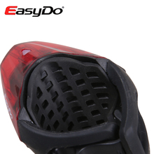 EasyDo USB Chargeable Bike Rear Light Bicycle LED Lamp