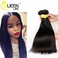 "Brazilian Virgin Hair Straight 4pcs Virgin Brazilian Straight Hair Weaves 8""-30"" Brazilian Straight Virgin Hair Human Hair Weft"