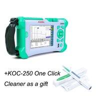 Komshine QX50 S Singlemode 1310/1550nm,32/30dB OTDR build in 10mW VFL similar to EXFO OTDR high precision