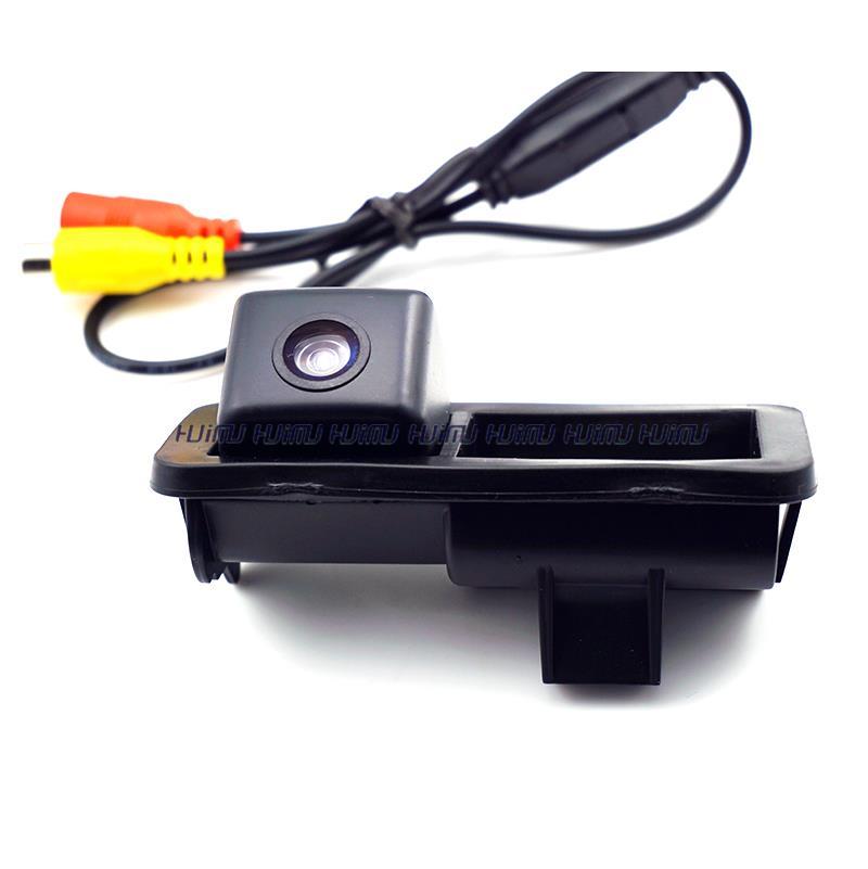 Verdrahtete drahtlose auto-hintere kamera koffergriff schalter für ...