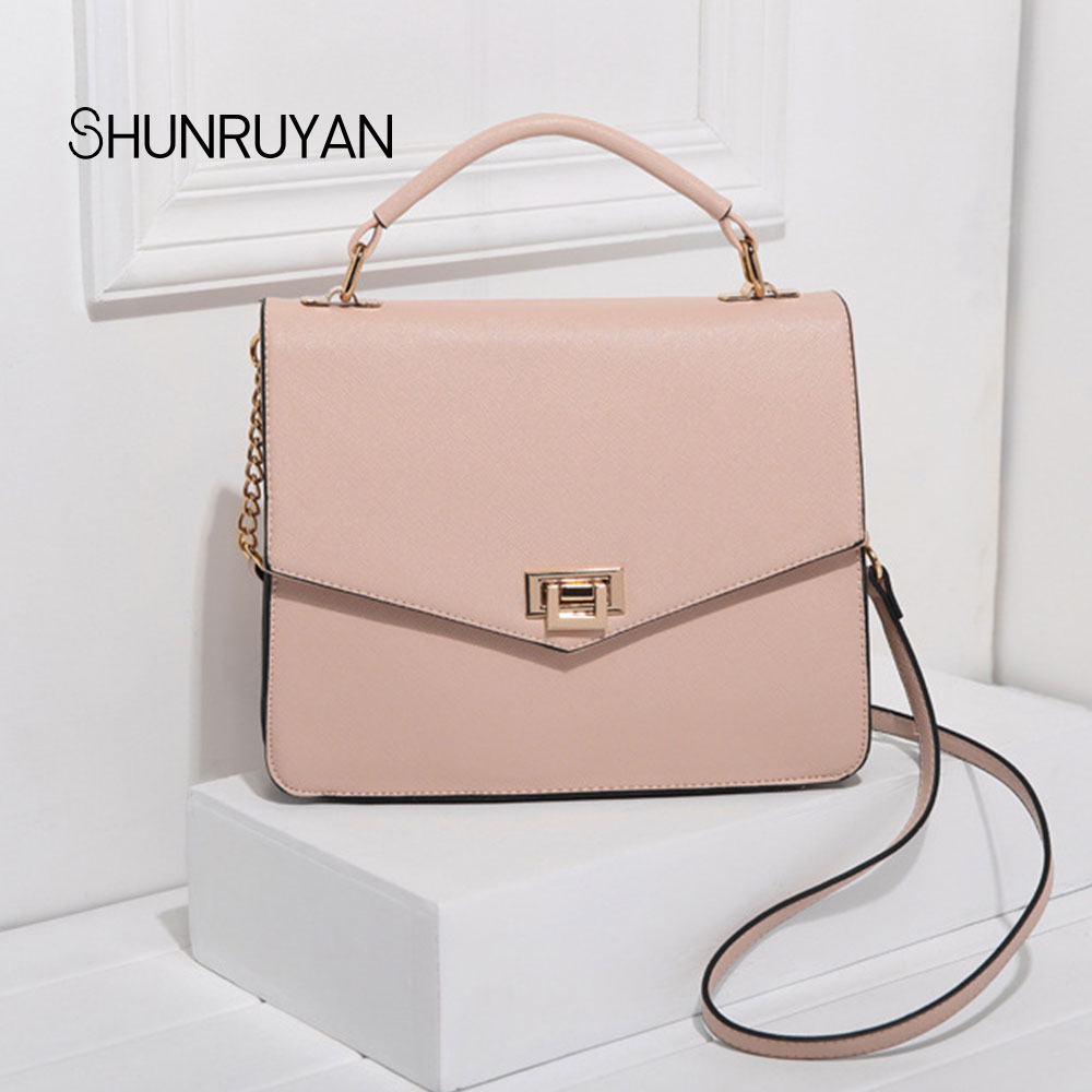SHUNRUYAN 2018 Hot Sale Summer New Fashion Casual Ladies Candy Color Small Square Bag Cover Cross-body Bag Female Package SHUNRUYAN 2018 Hot Sale Summer New Fashion Casual Ladies Candy Color Small Square Bag Cover Cross-body Bag Female Package