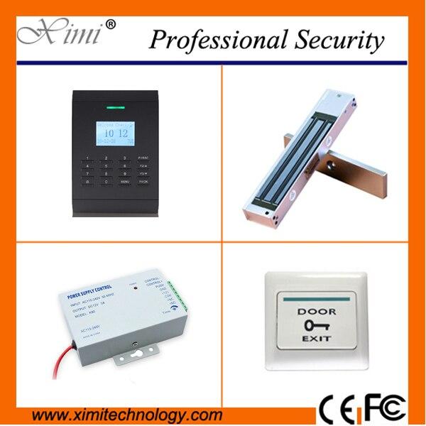 Горячие продажи RFID карты система контроля доступа zksoftware TCP/IP связь смарт контроля доступа с магнитным замком