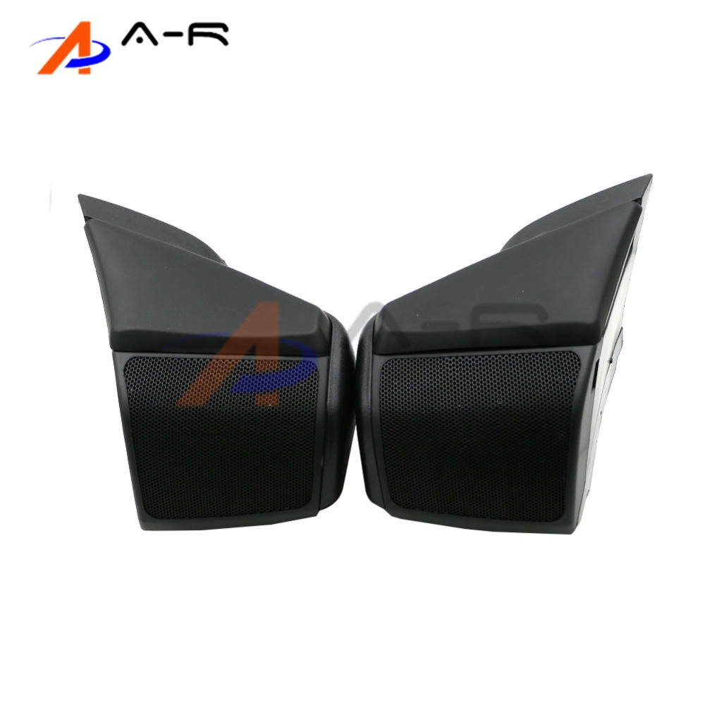 Upward Sound Box Shield Guard Speaker Subwoofer boxes For Honda GOLDWING GL1800 GL 1800 GOLDWING1800 upper