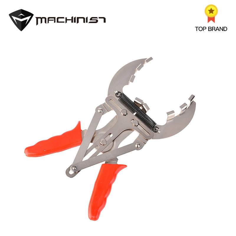 Auto Piston Ring Plier Clamp Car Repair Tools Powerful Piston Ring Expander Adjustable Pistons Rremove Handheld Tools