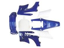 Наведите курсор мыши на изображение для увеличения Мотоцикла Байк Корпуса Пластик Fender Для Apollo Orion 110c 150cc Белый Синий
