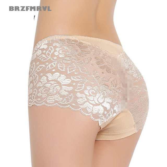 2ba535627 Sexy mulheres lingerie de renda calcinha grande tamanho mulheres calcinha  sexy calcinha de renda tamanho Grande