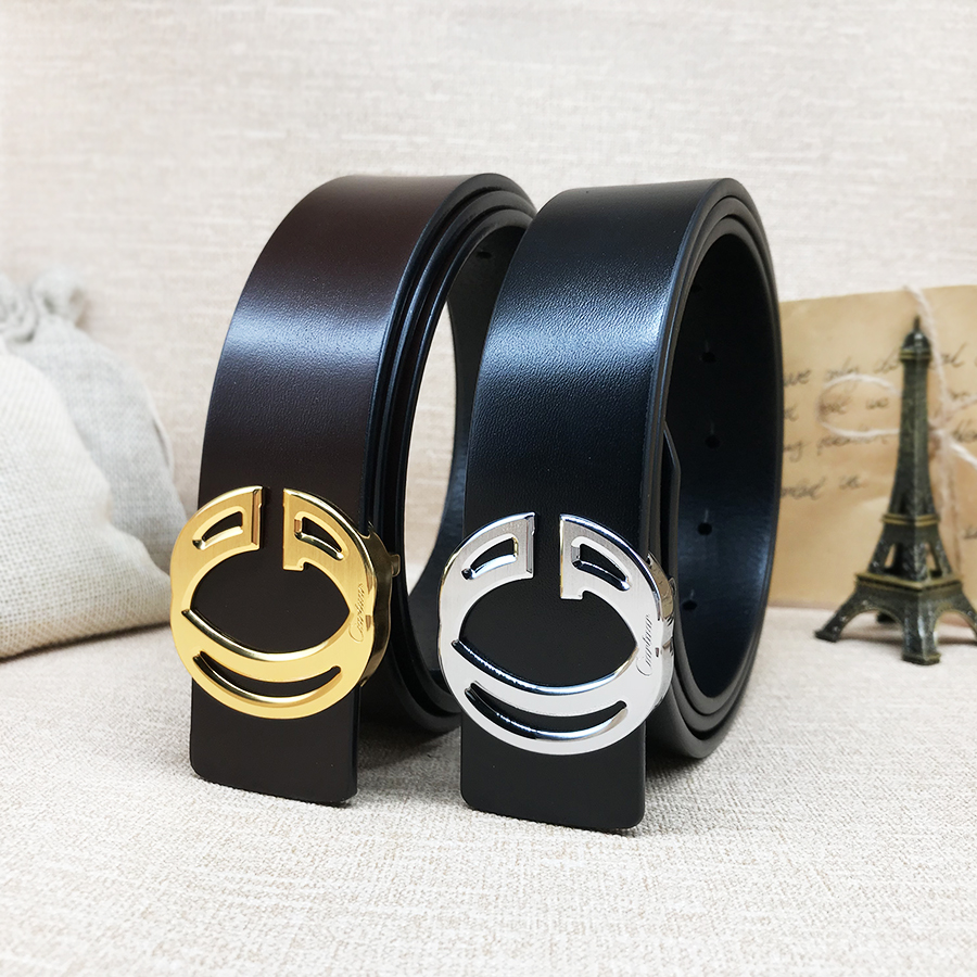 2019 ciartuar luxury new fashion designer lady   belt   high quality genuine leather of cowskin for women small buckle free shipping