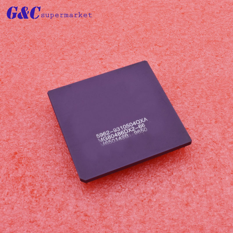 1/5PCS MG80486DX2-66 PGA Gold foot MG80486DX2 INTEL GOOD QUALITY IC1/5PCS MG80486DX2-66 PGA Gold foot MG80486DX2 INTEL GOOD QUALITY IC