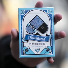 1 Deck Skateboard Playing Cards Deck Brand New Sealed Magic Props Magic Tricks