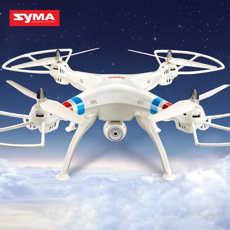 купить Professional RC Drone SYMA X8C X8 X8W X8G X2.4G 4CH 6Axis Quadcopter 2MP Wide Angle HD Camera Remote Control Helicopter Toy по цене 5931.16 рублей