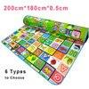 Carpet Infant Children Bebe Toys Gym Mat Playmat Baby Gym Mats For Kids Carpet For Baby