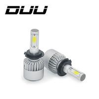 DUU Car Headlights Bulbs H7 H4 LED H8 H11 HB3 9005 HB4 9006 H1 H3 9012