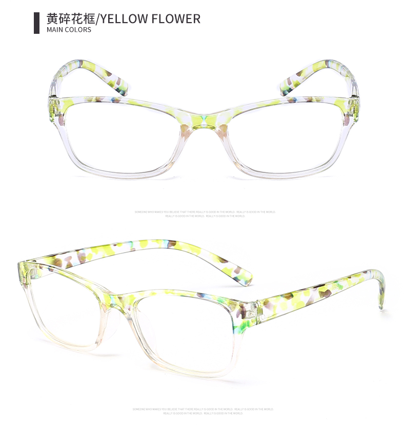 29a07b7269 JN IMPRESSION High Quality Fashion Color Reading Glasses Women S ...