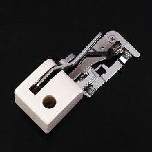Товары для дома боковой резак оверлок швейная машина прижимная лапка для ног швейная машина прикрепляемая лапка для ног