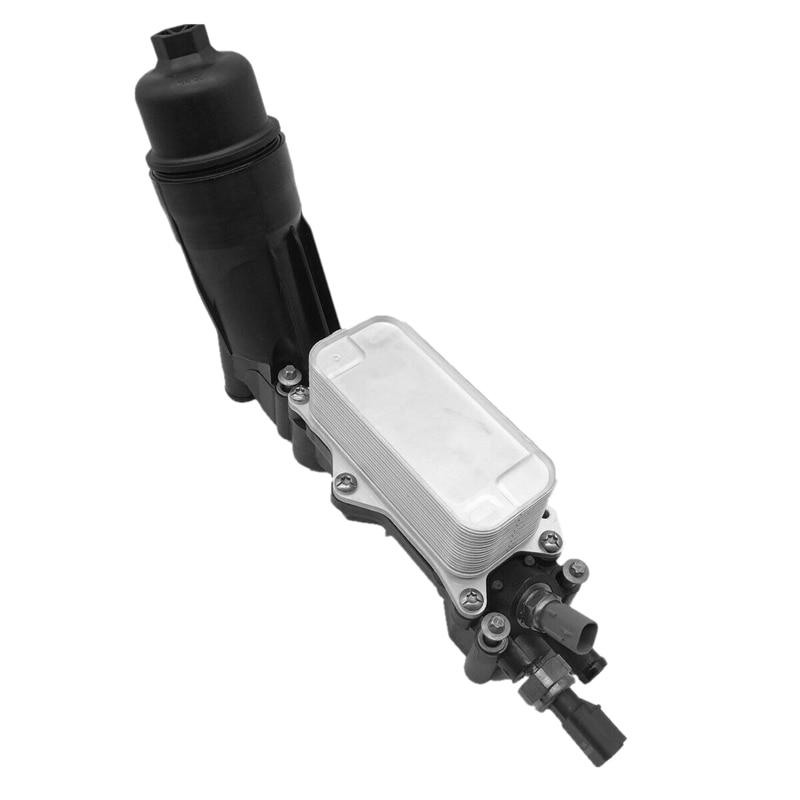 Adaptateur de filtre à huile moteur pour Jeep Dodge 68105583Af